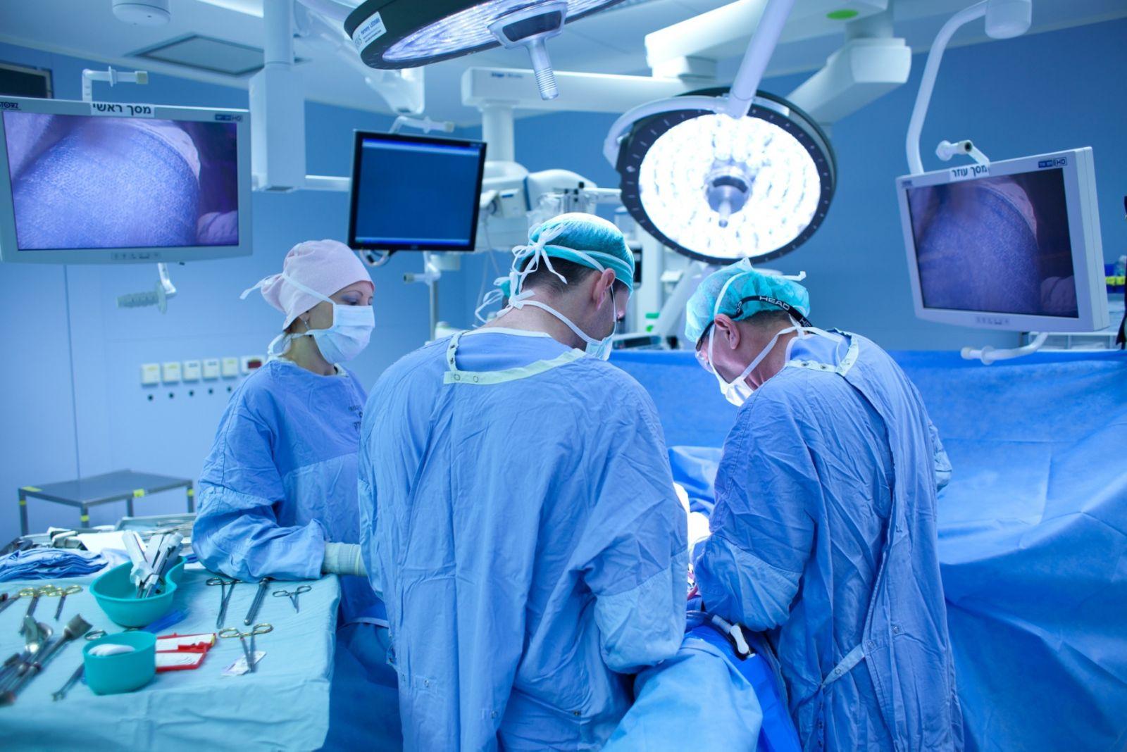 Лучшие клиники по лечение рака позвоночника в Израиле