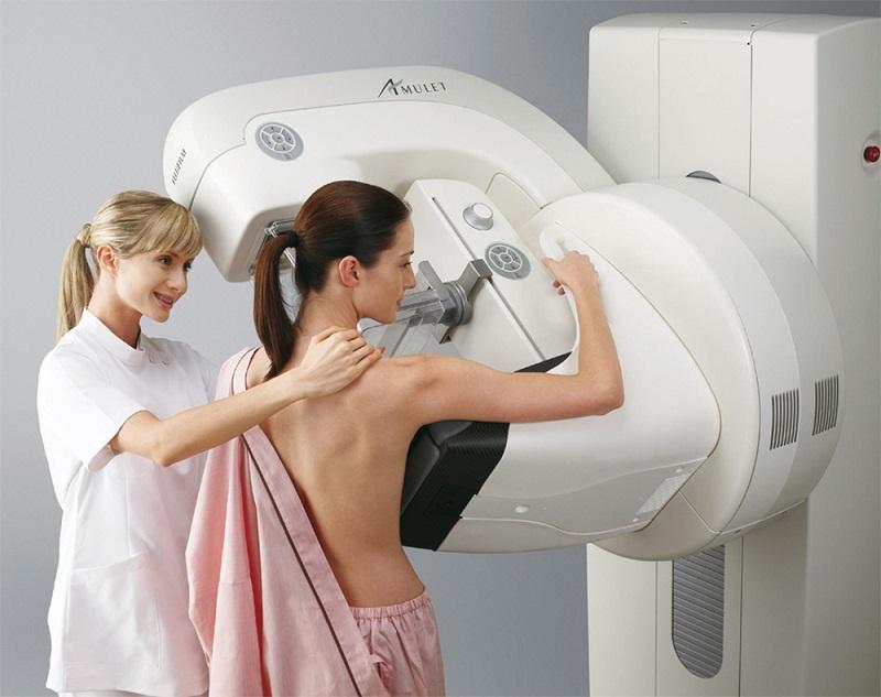 Маммография груди фото